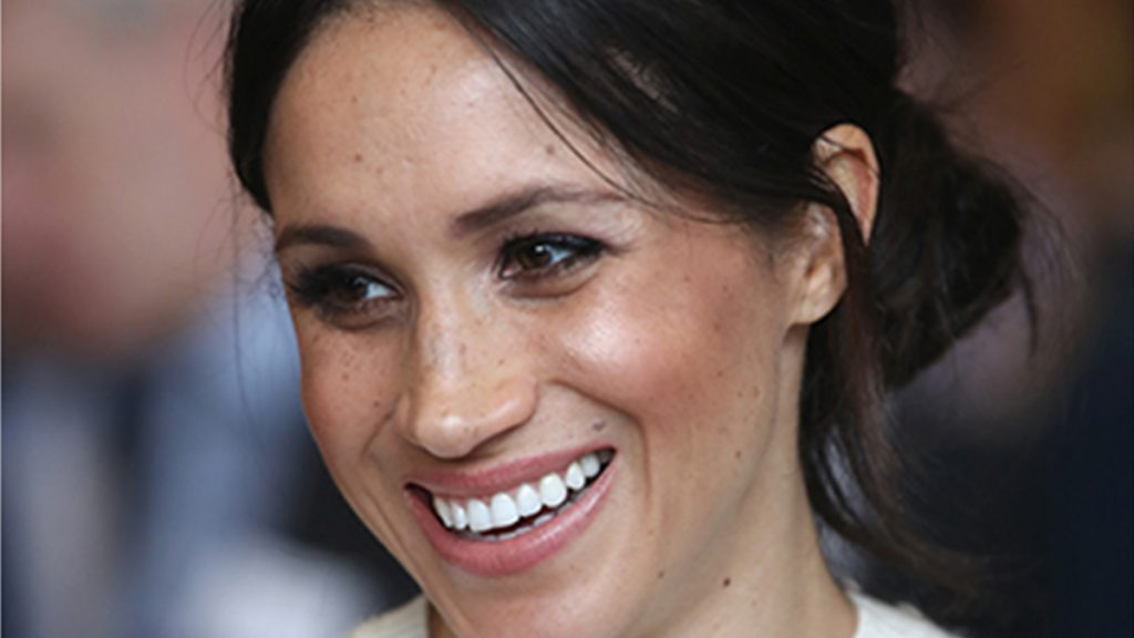The Story Of Meghan Markle S First Kiss You Never Knew You