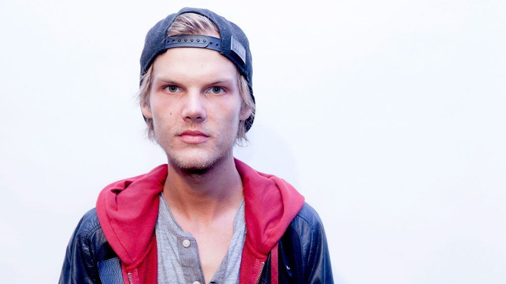 IRVINE, CA - MAY 31: Tim Bergling aka Avicii attends the 22nd Annual KROQ Weenie Roast on May 31, 2014 in Irvine, California.