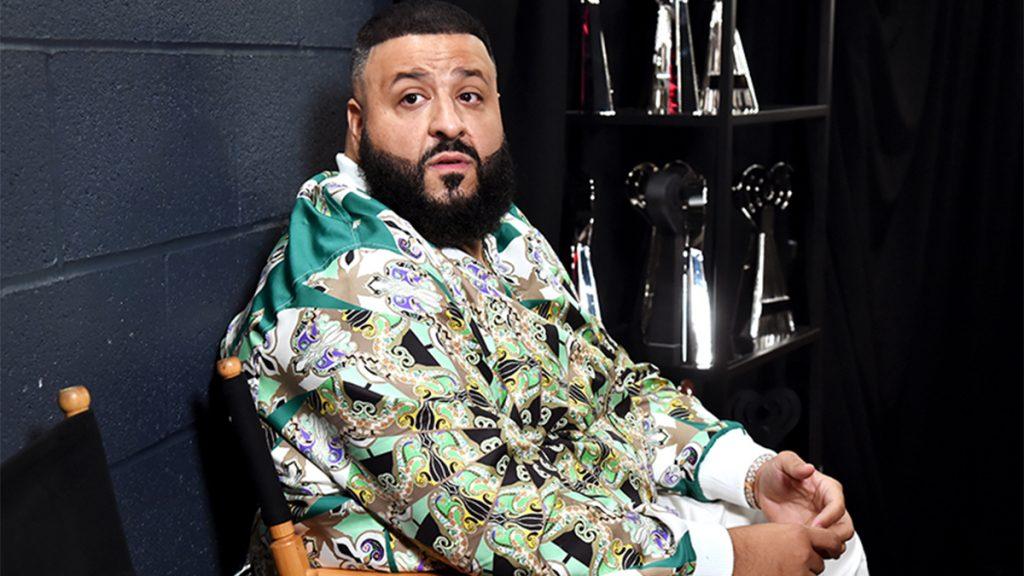 dj khaled looks surprised