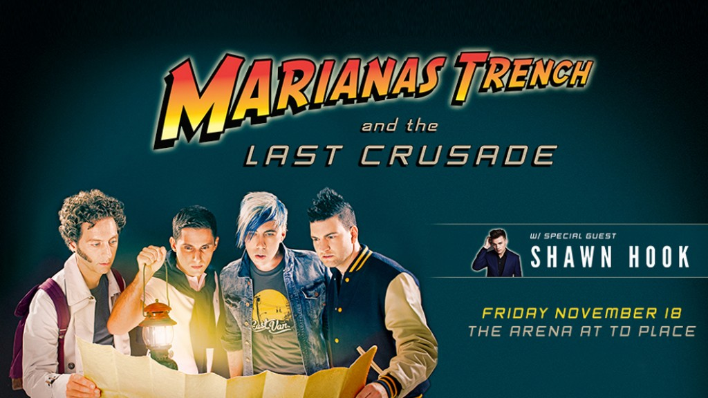 marianas trench, shawn hook