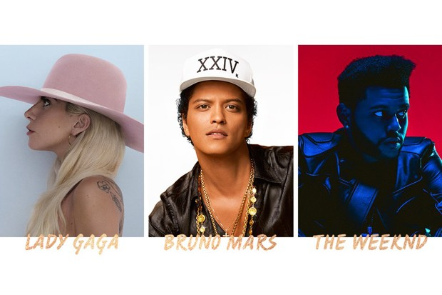 victoria's secret, lady gaga, bruno mars, the weeknd, fashion show