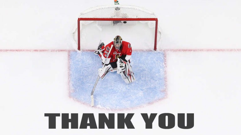 THANK YOU SENS Feature