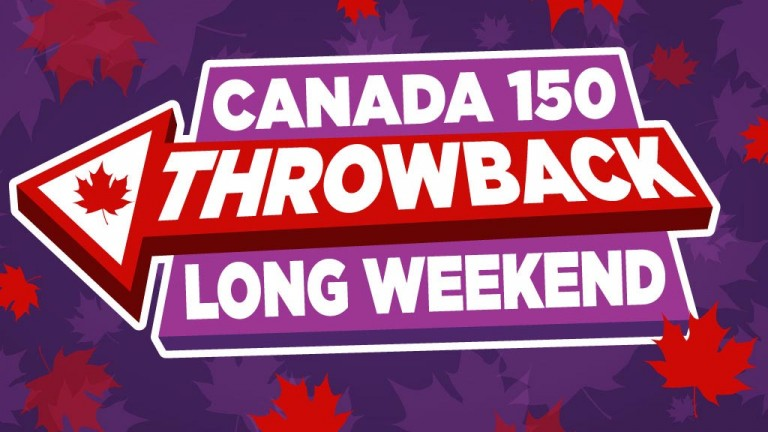 KiSS1053_Canada150_Throwback