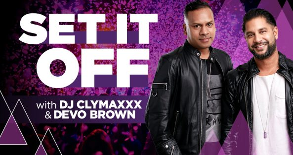 Set It Off with Devo Brown & DJ Clymaxxx